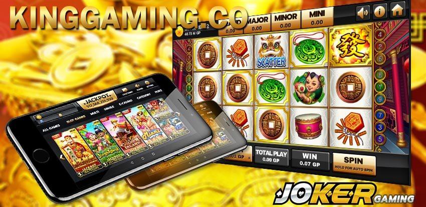 Situs Slot Joker Gaming